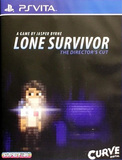 Lone Survivor: The Director's Cut (PlayStation Vita)