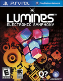 Lumines Electronic Symphony (PlayStation Vita)