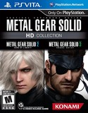 Metal Gear Solid: HD Collection (PlayStation Vita)