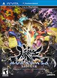 Muramasa: Rebirth -- Blessing of Amitabha Collector's Edition (PlayStation Vita)