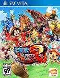 One Piece: Unlimited World Red (PlayStation Vita)