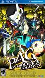 Persona 4: Golden -- Solid Gold Premium Edition (PlayStation Vita)
