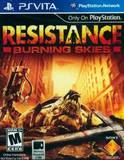 Resistance: Burning Skies (PlayStation Vita)