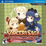 Sorcery Saga: Curse of the Great Curry God -- Limited Edition (PlayStation Vita)