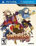 Sorcery Saga: Curse of the Great Curry God (PlayStation Vita)