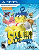 Spongebob Hero Pants (PlayStation Vita)