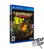 SteamWorld Dig: A Fistful of Dirt (PlayStation Vita)