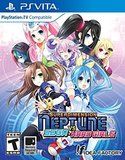 Superdimension Neptune VS Sega Hard Girls (PlayStation Vita)