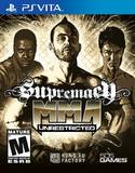Supremacy MMA: Unrestricted (PlayStation Vita)