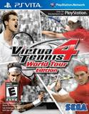 Virtua Tennis 4 -- World Tour Edition (PlayStation Vita)