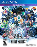World of Final Fantasy (PlayStation Vita)