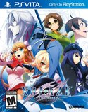 Xblaze: Code Embryo (PlayStation Vita)