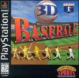 3D Baseball (PlayStation)