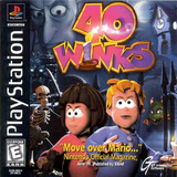 40 Winks (PlayStation)