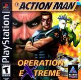 Action Man: Operation Extreme (PlayStation)