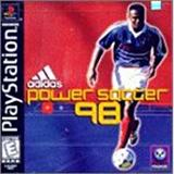 Adidas Power Soccer 98 (PlayStation)