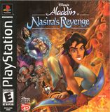 Aladdin in Nasira's Revenge (PlayStation)