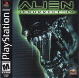 Alien: Resurrection (PlayStation)