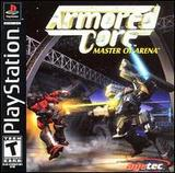 Armored Core: Master of Arena (PlayStation)