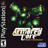 Armored Core: Project Phantasma (PlayStation)