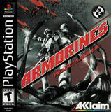 Armorines: Project S.W.A.R.M. (PlayStation)