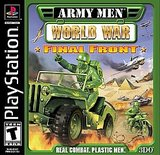 Army Men World War: Final Front (PlayStation)
