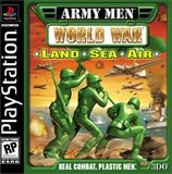 Army Men World War: Land Sea Air (PlayStation)
