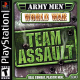 Army Men World War: Team Assault (PlayStation)