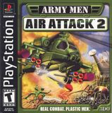 Army Men: Air Attack 2 (PlayStation)