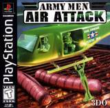 Army Men: Air Attack (PlayStation)