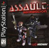 Assault: Retribution (PlayStation)