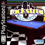 Backstreet Billiards (PlayStation)