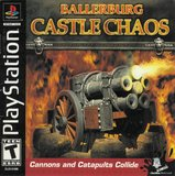 Ballerburg: Castle Chaos (PlayStation)