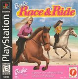 Barbie: Race & Ride (PlayStation)