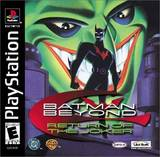 Batman Beyond: Return of the Joker (PlayStation)
