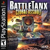 BattleTanx: Global Assault (PlayStation)
