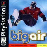 Big Air (PlayStation)