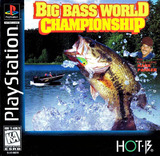 Big Bass World Championship (PlayStation)