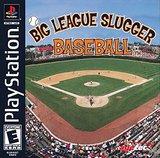 Big League Slugger Baseball (PlayStation)