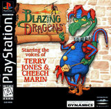 Blazing Dragons (PlayStation)