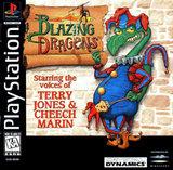 Blazing Dragons (PlayStation)