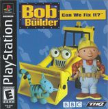 Bob the Builder: Can We Fix It? (PlayStation)