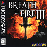 Breath of Fire III (PlayStation)