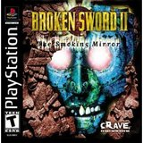Broken Sword II: The Smoking Mirror (PlayStation)