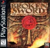 Broken Sword: The Shadow of the Templars (PlayStation)