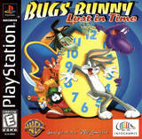 Bugs Bunny: Lost in Time (PlayStation)