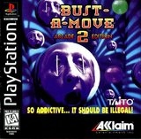 Bust-a-Move 2: Arcade Edition (PlayStation)