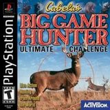 Cabela's Big Game Hunter Ultimate Challenge (PlayStation)