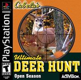 Cabela's Ultimate Deer Hunt: Open Season (PlayStation)