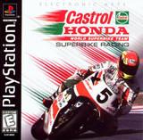 Castrol Honda Superbike Racing (PlayStation)